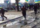 Zamach na marsz w Charkowie, s� dwie ofiary �miertelne. SBU: �lady prowadz� do Federacji Rosyjskiej