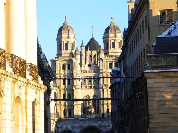 Dijon - Stolica Burgundii