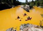 Miliony litr�w zanieczyszczonej wody trafi�y do ameryka�skich rzek w stanach Utah i Kolorado