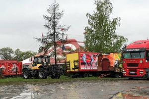 W Opolu jest zakaz dla cyrków ze zwierzętami. Ale siostry zakonne udostępniły teren