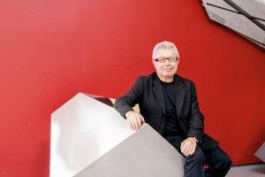 Melodia architektury - rozmowa z Danielem Libeskindem