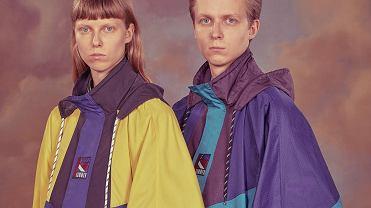 Martwy wzrok, kurtka przeciwdeszczowa jak z 'darów' w latach 80. Ta reklama jest trudna do przełknięcia dla klientów Balenciaga