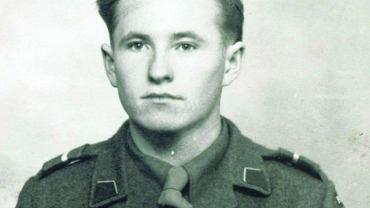 Jan Gazur, Polak ze Śląska Cieszyńskiego, który został siłą wcielony do Wehrmachtu i znalazł się wśród obrońców Monte Cassino.