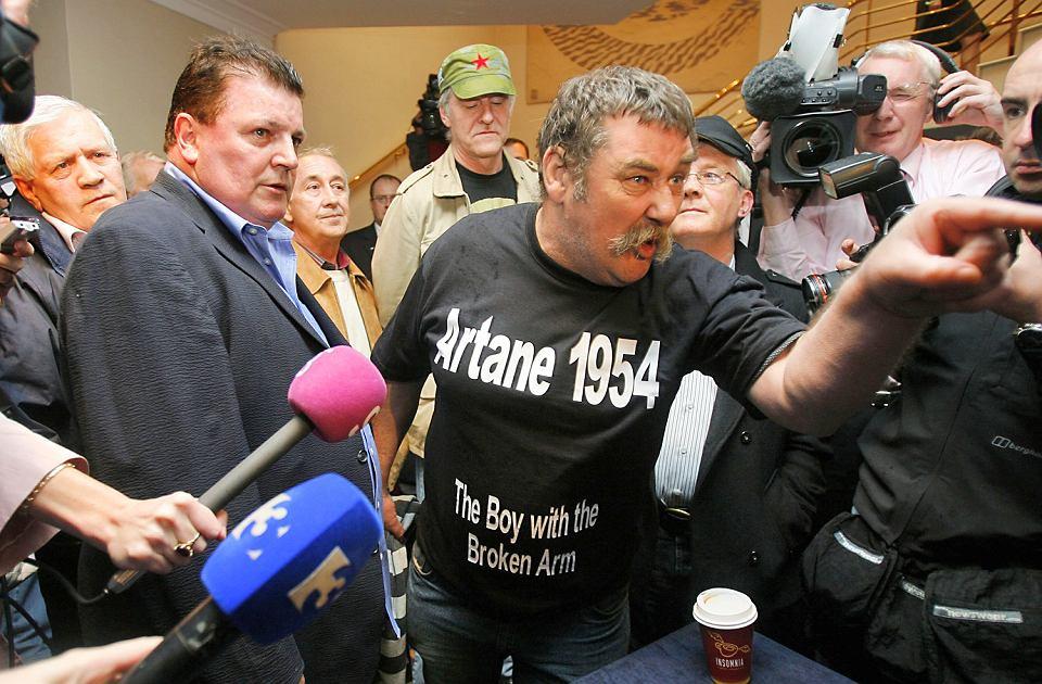 John Kelly: 'Teraz oni boją się mnie'