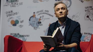 Rober Biedroń zaprasza do kina w Słupsku w związku z 'cenzurą' kin w Ostrołęce i Ełku