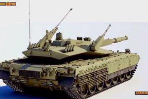 """Nowa rosyjska """"Armata""""? Agencja TASS ujawnia plany najnowszego czo�gu T-14"""