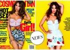 Megan Fox w COSMOPOLITAN: B�d� silna i pewna siebie, a m�czy�ni przyjd� do ciebie na kolanach [ZDJ�ICA]