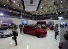 Motor Show Poznań 2015 | Premiery Porsche | Pod znakiem GT4 i GTS