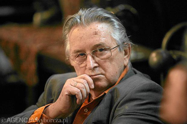 Kazimierz Kutz reżyser już od wielu lat działa w polityce. W tych eurowyborach był jedynką Twojego Ruchu na Śląsku. Komitet ten nie przekroczył progu