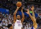 NBA. Oklahoma bez Kevina Duranta przez blisko dwa miesi�ce