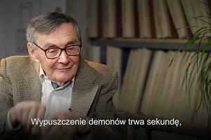 Zastanawiam się, czy jesteśmy w roku 1934 czy 1935. A przede wszystkim - jak uniknąć 1939 - Marian Turski o antysemickich nastrojach w Polsce