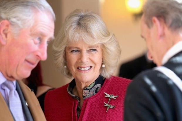 Książę Karol i księżna Camilla