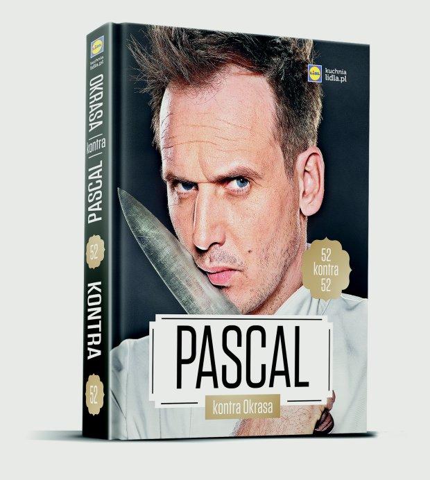 """Ksi��ka """"Pascal kontra Okrasa"""" rozchodzi si� jak �wie�e bu�eczki"""