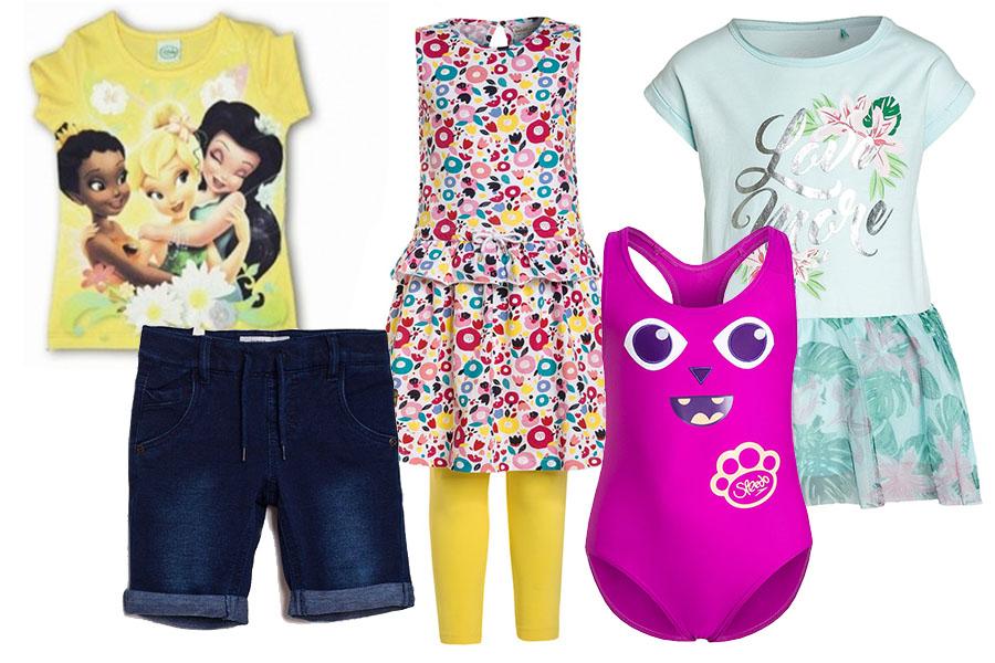 Modne ubranka dla dziewczynek