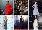 """Piękna Olga Kurylenko promuje film """"Niepamięć"""" u boku Toma Cruise'a - jak się prezentuje? [ZDJĘCIA]"""