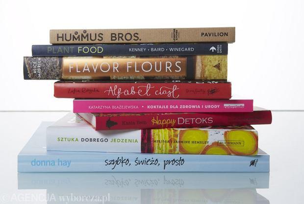 Ksi��ki kulinarne - lektury na maj