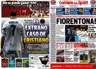 Przegl�d prasy. Dziwny przypadek Cristiano Ronaldo