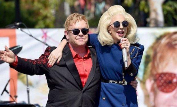 Lady Gaga i Elton John chcą razem zawojować świat mody.