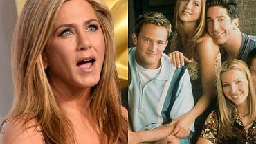 """Jennifer Aniston / Obsada """"Przyjaciół"""""""