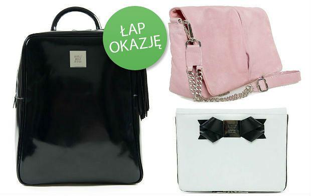 7013c7b113b72 Skórzane torebki z wyprzedaży w Simple - postaw na jakość!