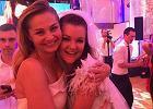 Małgorzata Socha na ślubie Radwańskiej wyglądała świetnie. Ale to kreacja z poprawin skradła nasze serca!