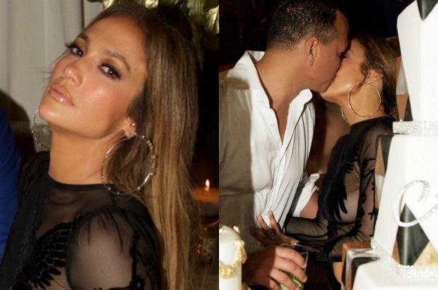 Jennifer Lopez kończy 48 lat, a jej partner, Alex Rodriguez - 42. Para zorganizowała wspólne przyjęcie urodzinowe.