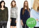 HIT SEZONU: Pluszowe swetry z jesiennych kolekcji