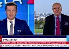 """Były oficer peerelowskich służb autorytetem TVP Info. """"Jak tu nie kochać polskiej prawicy"""""""