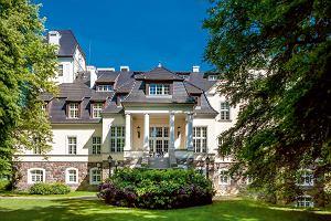 Zrewitalizowane wnętrza pałacu Ciekocinko - powrót do pięknej przeszłości