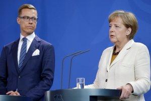 Merkel za utrzymaniem sankcji wobec Rosji