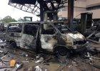Pożar na stacji benzynowej w Ghanie. 96 osób nie żyje