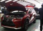 Początek produkcji Lexusa NX