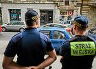 Łódź: nowy sposób na walkę z dopalaczami? Wejście do sklepu odcięte przez... remont