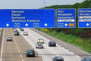 P�atne niemieckie autostrady dla obcokrajowc�w