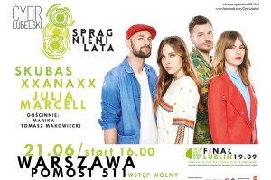 """Trzecia edycja trasy koncertowej """"Spragnieni Lata""""!"""