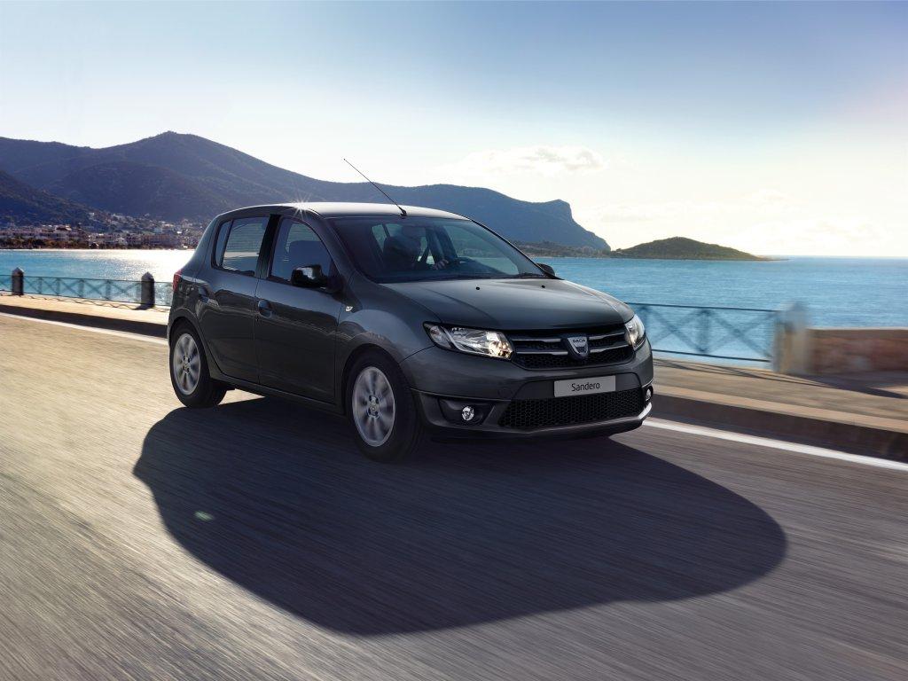 Dacia Sandero Blackline