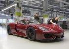 Porsche 918 Spyder | Produkcja zako�czona