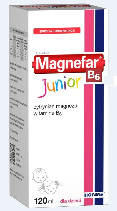 Magnefar B6 Junior