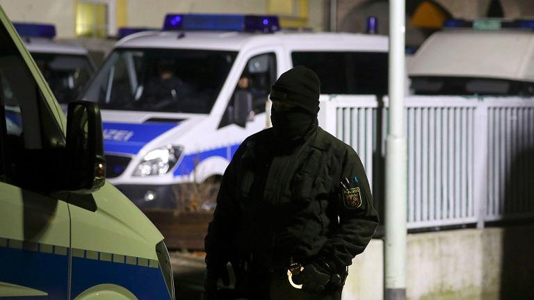 Policja we Frankfurcie