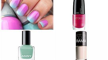 Jak cieniować paznokcie, czyli jak wykonać manicure ombre?
