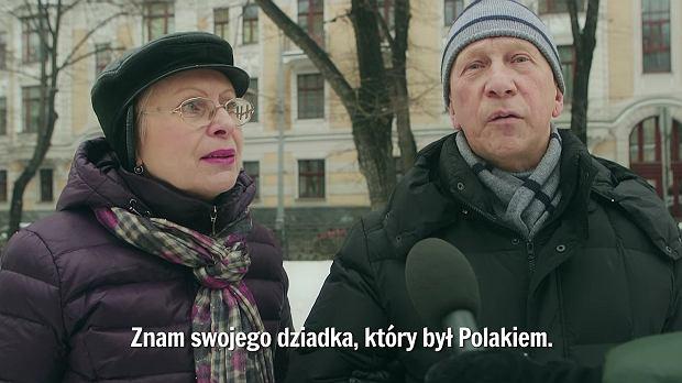 """""""Newton"""", """"Havel"""", """"Kusturica"""", """"Wy macie prezydenta?"""" Rosjanie odpowiadają na pytanie o słynnych Polaków [WIDEO]"""