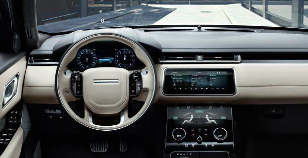 Zdjęcie numer 5 w galerii - Range Rover Velar - testujemy pierwszą edycję z mocnym dieslem