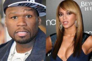 50 Cent o agresywnym zachowaniu Beyonce: Rzuci�a si� kiedy� na mnie! Wygl�da�a, jakby mia�a straci� kontrol�