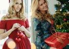 3 �wi�teczne stylizacje z sukienk� w roli g��wnej