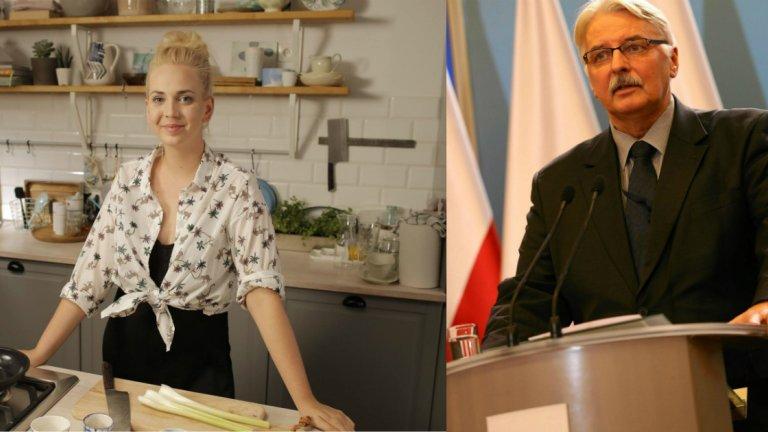 Marta Dymek/Witold Waszczykowski