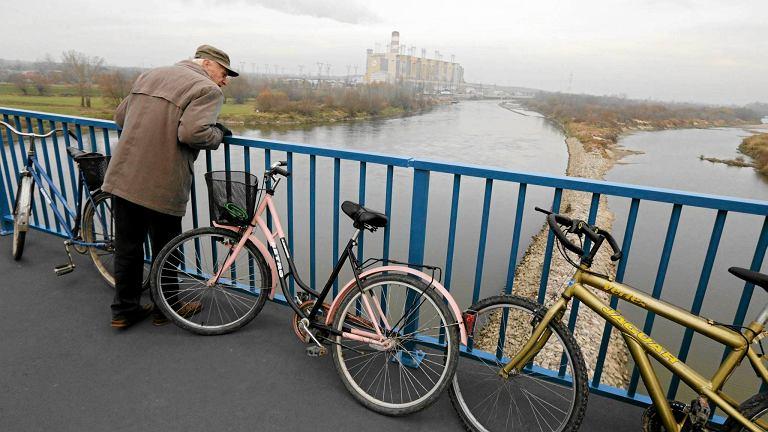 Most w Połańcu