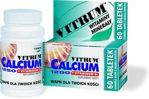 VITRUM Calcium 1250