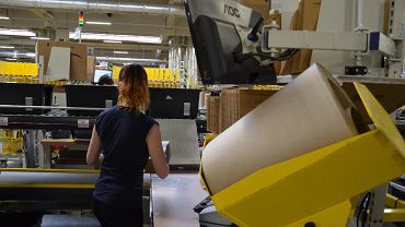 Amazon. Centrum logistyki e-commerce we Wrocławiu