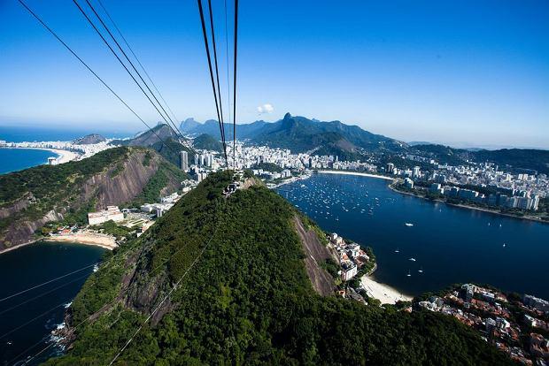 Brazylia, Wjazd na Pao de Acucar / shutterstock