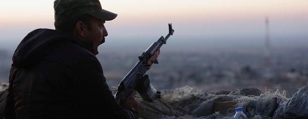 Irackie milicje werbują dzieci-żołnierzy przed ofensywą na Mosul